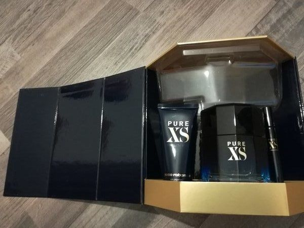 Gift set 2 Paco Rabanne Pure XS.